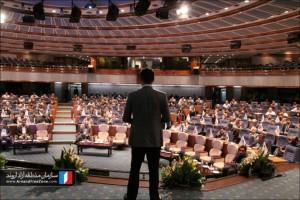 سخنرانی محسن ارژنگ در اجلاس برندهای صنعت ساختمان