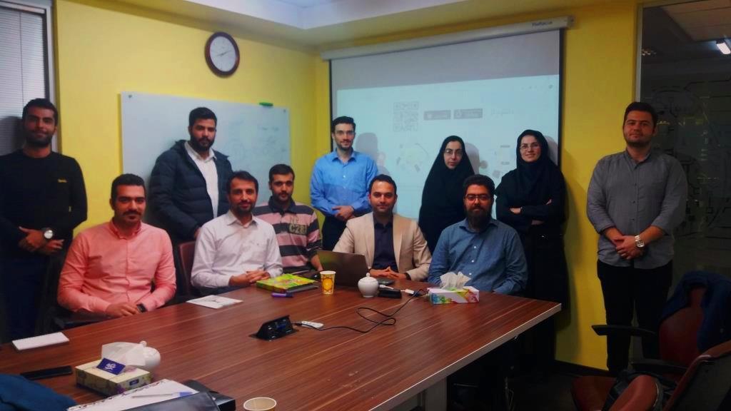 کارگاه دیجیتال مارکتینگ در دانشگاه شریف