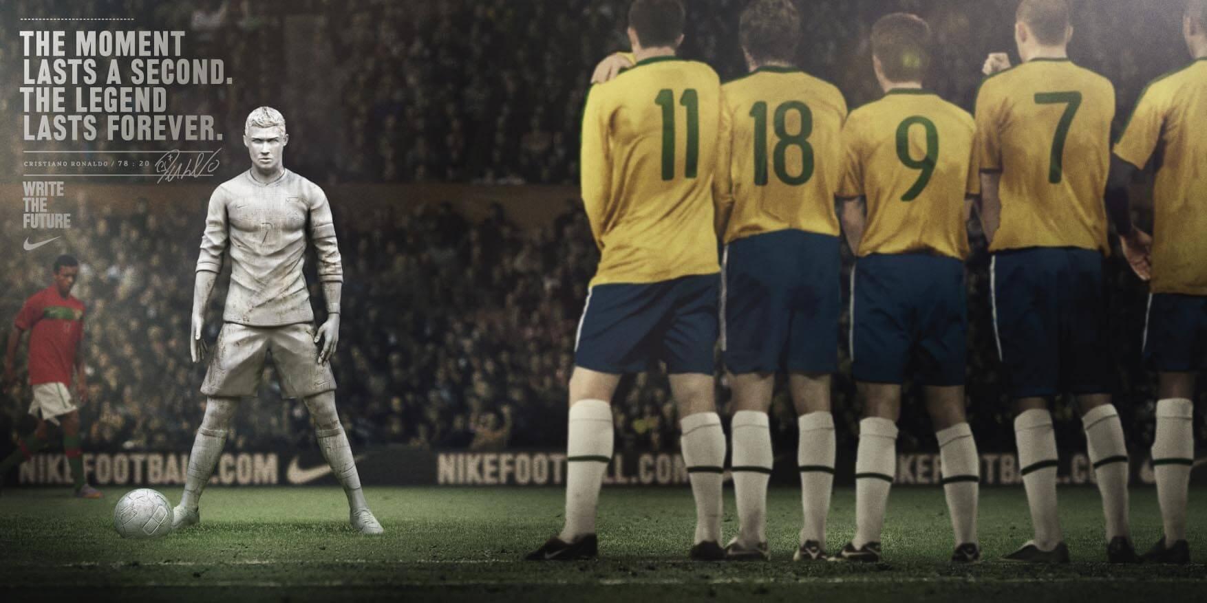 تبلیغات جام جهانی نایک